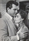 Richard Egan with Jane in Pollyanna (1960)