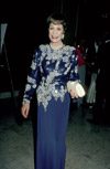 Jane Wyman at an Arthritis Foundation Benefit in September 1986. Photo by Jim Spellman/WireImage.com