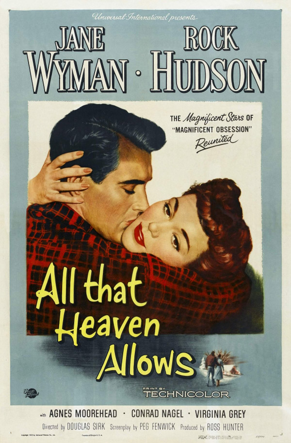 All That Heaven Allows - Jane Wyman - Posters, movie ...