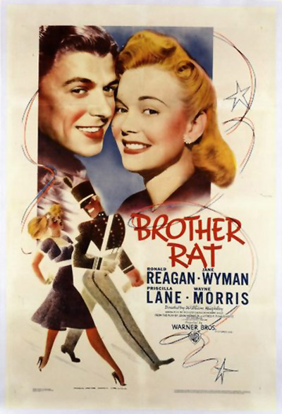 brother rat jane wyman posters movie details artwork