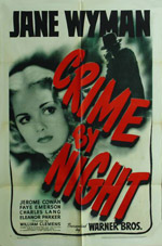 Crime By Night #1