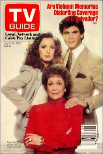 Falcon Crest - Jane Wyman - Posters, movie details, artwork