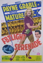 Footlight Serenade #3