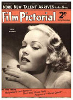 Film Pictorial Magazine - July, 1939