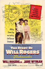 The Story Of Will Rogers #1