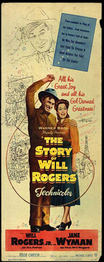 The Story Of Will Rogers #3